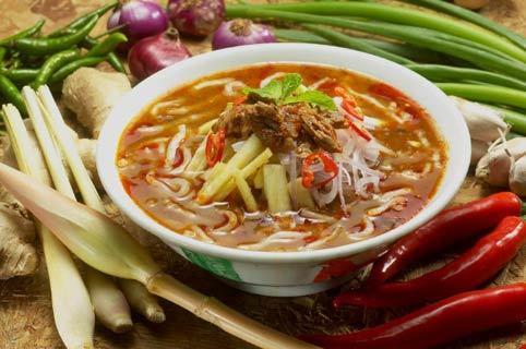 món ăn đường phố, quà vặt, Đông Nam Á