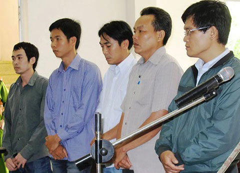 nhục hình, công an, Phú Yên, Chủ tịch nước, xét xử