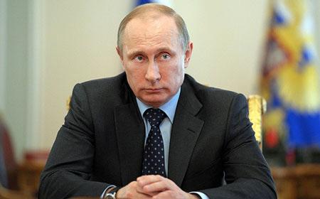 Putin, Nga, Ukraina, Crưm, tàu ngầm