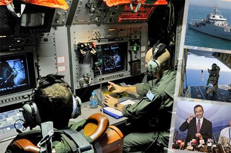 Có thật máy bay mất tích hạ cánh ở căn cứ Mỹ?