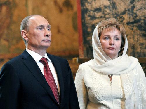 Hé lộ những bí mật đời tư của Putin