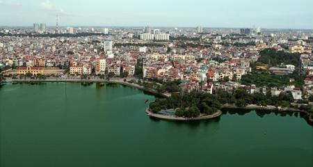 Căn hộ view hồ: Hàng độc nội đô