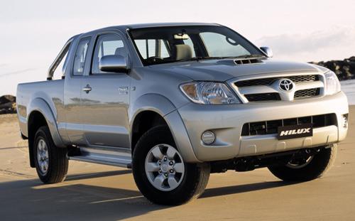 Thêm Hilux dính lỗi, Toyota tiếp tục triệu hồi xe