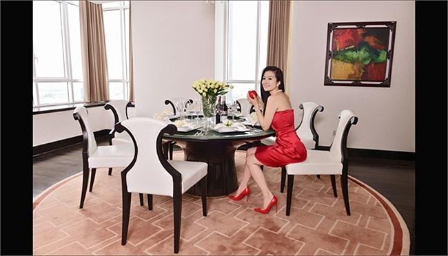 Cao Thùy Dương, nhà 2 triệu đô