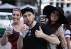 Top 3 American Idol ấn tượng với cà phê Việt