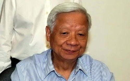 Ông Trần Xuân Giá, bầu Kiên