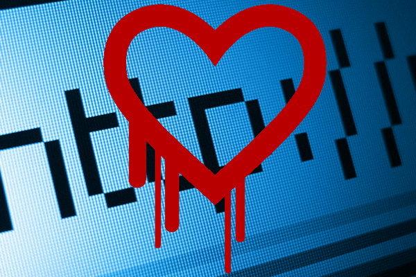 'Trái tim rỉ máu' qua mặt hầu hết công cụ bảo mật