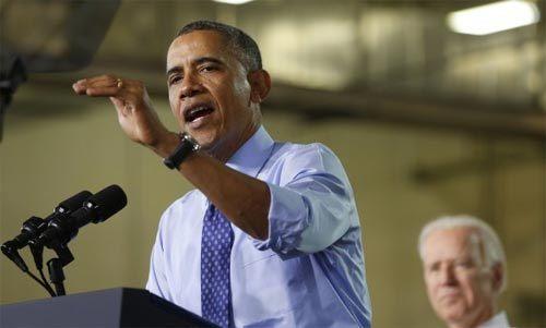 Nga, Mỹ, Obama, sức mạnh quân sự, vượt trội, đọ