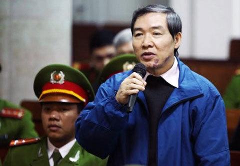 """Số phận Dương Chí Dũng """"phụ thuộc"""" vào vụ án lộ bí mật Nhà nước?"""