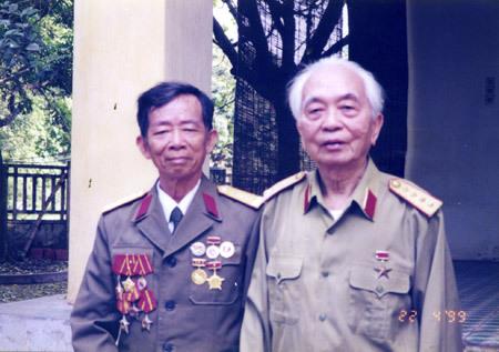 Điện Biên Phủ, Võ Nguyên Giáp, Nguyễn Bội Giong