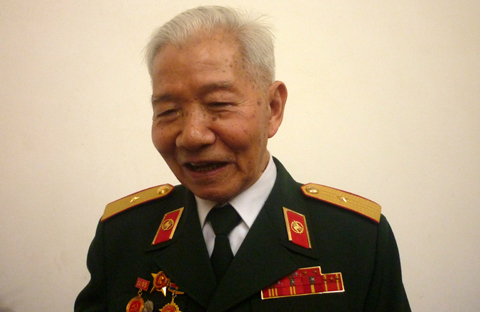 Điện Biên Phủ, Đại tướng, Võ Nguyên Giáp