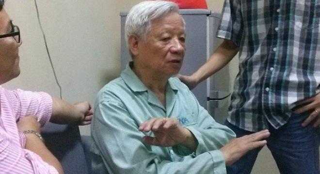 Ông Trần Xuân Giá: 'Nỗi đau bào mòn sức khỏe ghê gớm'
