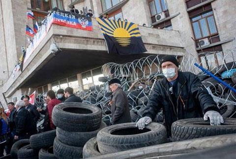 Ukraina, Nga