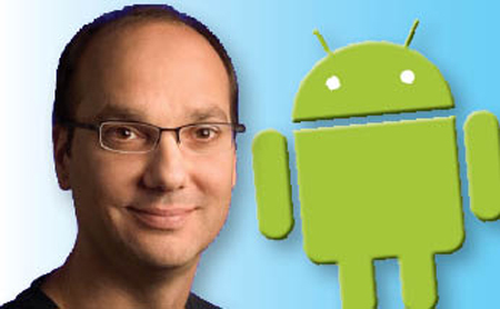Google, Samsung, Android, Andy Rubin