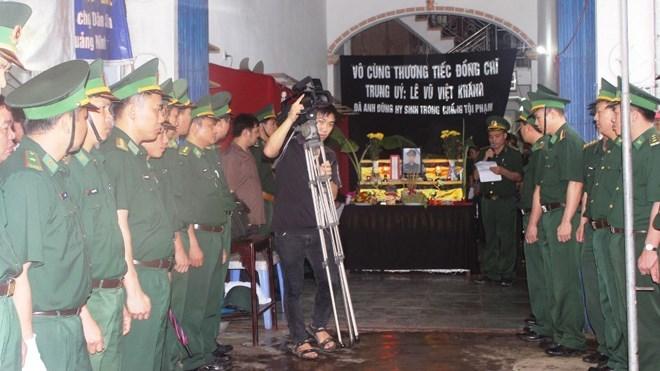 Thoi su tuan qua No sung kinh hoang o Quang Ninh