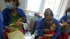 Nhật ký giữa tâm dịch sởi của một bà mẹ trẻ