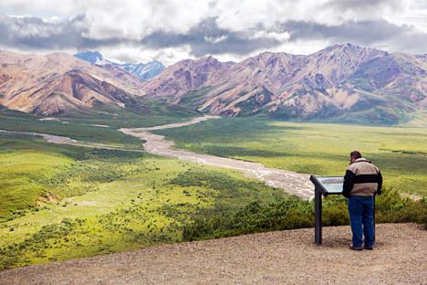 Alaska, sáp nhập, Nga, Mỹ