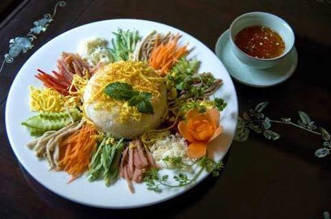 Huế, ẩm thực chay, món chay