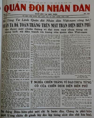 Điện Biên Phủ, Nguyễn Khắc Tiếp, Phạm Phú Bằng