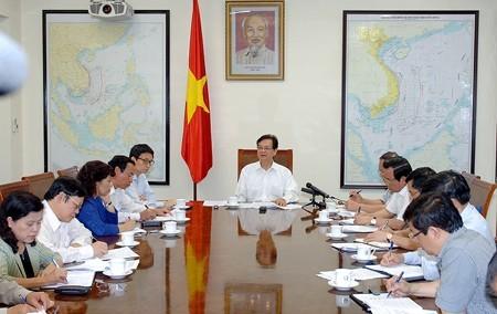 Thủ tướng, dịch sởi, bộ trưởng y tế