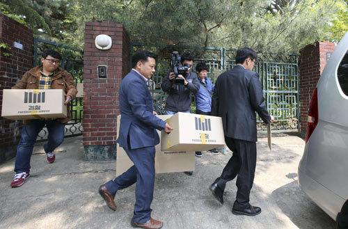 Vụ phà Sewol: Hàn Quốc điều tra 'tỷ phú giấu mặt'