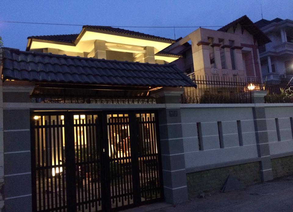 Bên trong biệt thự của Cao Thái Sơn