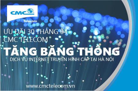 Tăng băng thông dịch vụ GigaHome và VTVnet ở Hà Nội - 16974
