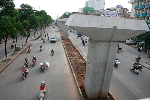 đội giá công trình, mấy trăm triệu đô, đường sắt đô thị Cát Linh - Hà Đông, điều chỉnh một tý, Cục trưởng Cục Đường sắt Việt Nam