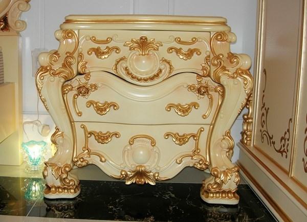 400 tỷ sơn son thiếp vàng phòng ngủ đại gia bậc nhất Nam Kỳ