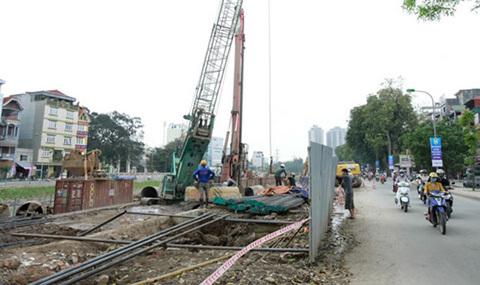 Tư vấn dự án Cát Linh - Hà Đông chưa từng làm đường sắt đô thị