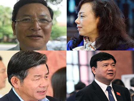từ chức, bộ trưởng, chất vấn, Đinh Duy Hòa