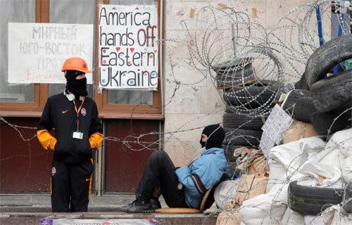Ukraina, Kiev, miền đông, đàm phán, thương lượng, đi trên dây