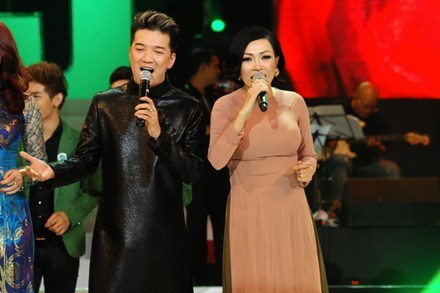 Mr Đàm, Phương Thanh