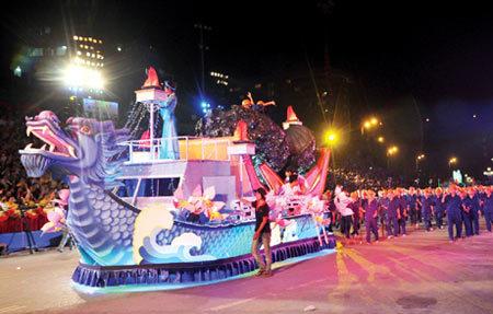 Kết quả hình ảnh cho carnaval quang ninh