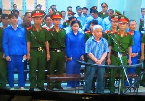 Bầu Kiên, Nguyễn Đức Kiên, ACB, bắt giam