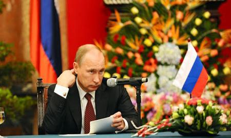 Putin, Nga, Ukraina, Obama
