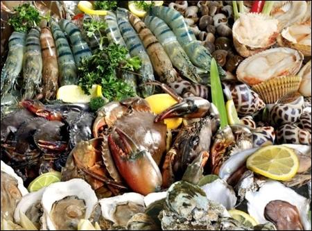 Điểm mặt hải sản, cá biển ăn gây chết người