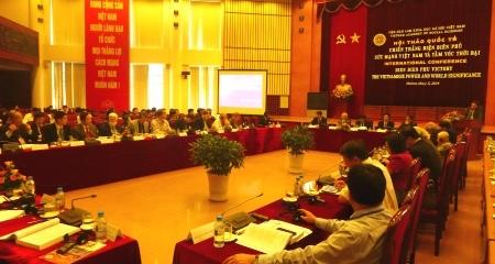 Học giả quốc tế phân tích chiến thắng Điện Biên Phủ