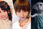 Sao Nhật biến dạng vì phẫu thuật thẩm mỹ