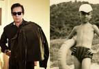 Ảnh thời cởi trần quần đùi của Elvis Phương