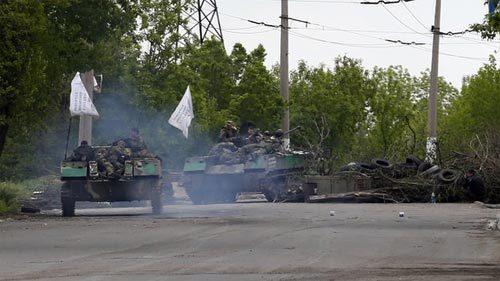 Ukraina, Kiev, miền đông, đụng độ, Slovyansk, ác liệt