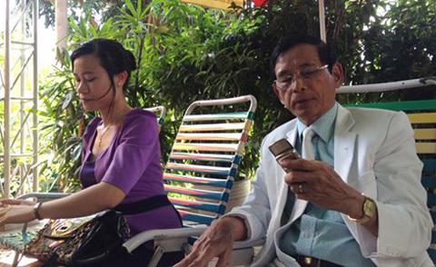 Vợ chồng đại gia Lê Ân sau phiên toà