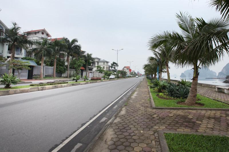 Những lâu đài ở phố nhà giàu bậc nhất Quảng Ninh