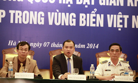 giàn khoan, Trung Quốc, chủ quyền, Biển Đông, thềm lục địa, DOC, COC, ASEAN