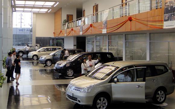 Vay tiền mua ôtô, cẩn thận được nợ mất xe