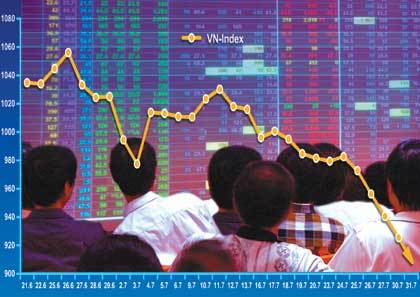 Mất 3 tỷ USD, chứng khoán giảm mạnh nhất lịch sử
