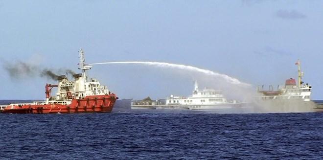 TQ biện minh về giàn khoan ở biển VN
