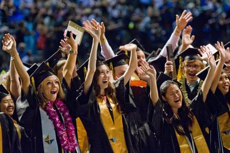 đại học, danh tiếng, hạnh phúc, thành công