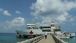 CLIP: Thủy phi cơ DHC 6 vươn tới Trường Sa