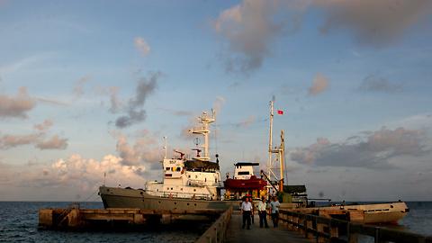 biển Đông, Giáp Văn Dương, giàn khoan HD 981